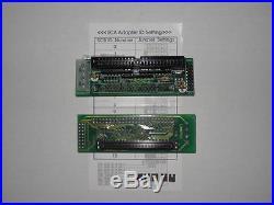 10 SCA 80F/IDC 50M Hard Drive Adapters with Active Termination-SCSI U320, U160, SE