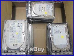 15 x Seagate Fujitsu 300GB SCSI 3.5 HARD DRIVE including. VAT