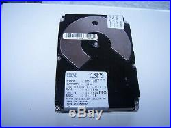 1GB SCSI 1 3.5 Hard Drive with Macintosh TV System 7.1 Installed