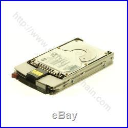 289044-001 Compaq Hard Drive Hdd, 146.8gb, Scsi3 U320 10k Rpm, Universal Hot Plug