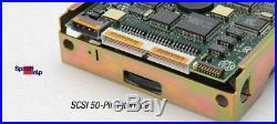 337mb SCSI 50-pol Pin Server Hdd Hard Drive Festplatte Seagate St2383n 94241-383
