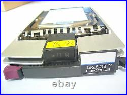347708-b22/347779-001- 146gb 15k Ultra 320 SCSI Hard Dr