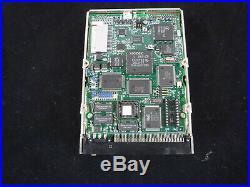 3 Fujitsu M2624FA 50 Pin SCSI HDD 520MB 3.5 Vintage Hard Drive For Parts Repair