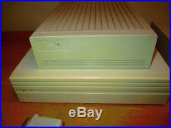 3 RARE Hard Drive For Apple External SCSI Hard Drive Vintage Macintosh
