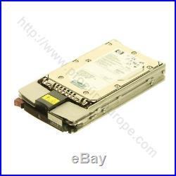 404712-001 Compaq Hard Drive 146.8gb Uni Hot-plug Ultra320 SCSI 15 Rpm, 1in