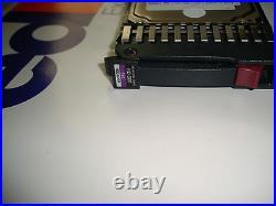 507127-B21 507284-001 HP 300GB 10K 6G 2.5 SAS DUAL PORT hard drive