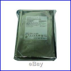 6 X 2TB (12 TB) 3.5 HGST Hitachi 7.2Krpm SAS SCSi Server Hard drive with Tray