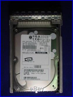 73gb 3.5 Inch LVD Hard Drive 10k RPM 3.5in Ultra 320 Scsi/sca2/lvd/se Date 20