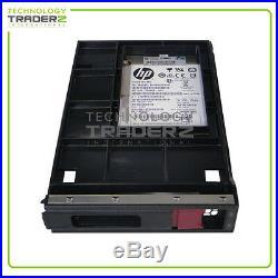 748385-003 HP 600GB 12G SAS 15K 3.5in LP Enterprise HDD 797283-B21 With Blank Tray