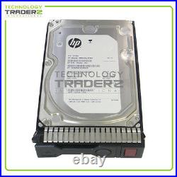 765259-B21 HP 6TB 12G SAS 7.2K 512e LFF SC Midline Hard Drive 765252-002 With Tray
