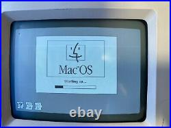 8 GB Apple Macintosh SCSI Hard Drive System 7.5.5 classic 50-pin APPS GAMES