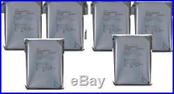 8 X 6TB 3.5 Hitachi SAS (Serial Attached SCSI) 7200rpm Server Hard Disk Drive