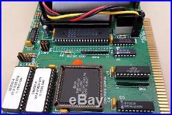 A2091 SCSI Controller 4gb Harddrive 2MB RAM 7.0 ROMs14MhzMOD for Amiga 2000 4000