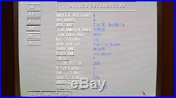 A2091 SCSI Controller 4gb Harddrive CDROM 2mb RAM 7.0 ROMs for Amiga 2000 4000