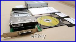 A2091 SCSI Controller 4gb Harddrive CDROM 2mb RAM 7.0 ROMs for Amiga 2000 4000