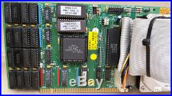 A2091 SCSI Controller with 275mb Harddrive for Commodore Amiga 2000 3000 4000