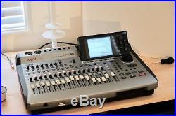 AKAI DPS16 Digital Hard Drive Multi-Track Recorder Studio 24-bit 96kHz SCSI