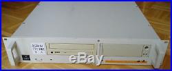 AKAI S5000 Sampler + OS 2.14 + 136 MB + SCSI Rack mit CD Drive und 2 GB Harddisc