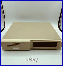 AMIGA 500/1000 Xetec SCSI Hard Drive Disk Systems Fasttrak Powers Up Untested