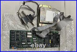 Amiga 2000 a2090 Hard disk drive Zorro II card working 20mb SCSI drive a2000