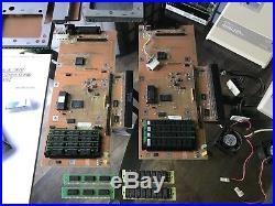 Amiga 500 GVP Impact Series II SCSI Hard Drive Controller Sidecar x2