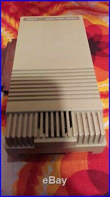 Amiga External A590 Hard drive plus with 60MB scsi HardDrive