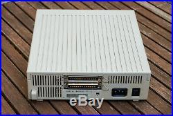 Apple 20SC external SCSI hard drive Model M2604Z 1984
