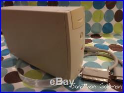 Apple 530MB SCSI Hard Disk Drive RARE Vintage Macintosh Mac IIgs Lacie M2115