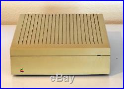 Apple Hard Disk 20SC External SCSI Hard Drive for Early Macintosh Computers