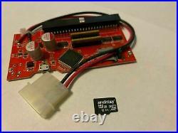 Apple Macintosh Hard Drive Mac0S 8.1, Power Mac 128 GB 50-pin SCSI APPS GAMES