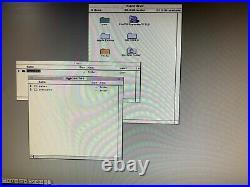 Apple Macintosh Hard Drive Mac0S 9.0.4, Power Mac 256 GB SCSI APPS GAMES