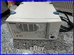 Apple Macintosh PC SCSI external 4GB Hard Drive & 32x CD-ROM combo enclosure
