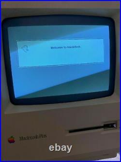 Apple Macintosh PLUS SE 2 GB 50-pin SCSI System 6.0.8 Hard Drive APPS GAMES