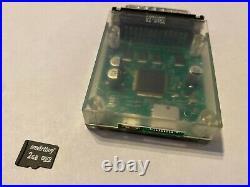 Apple Macintosh Plus, SE, 2 GB External SCSI Hard Drive, System 3.3 APPS GAMES