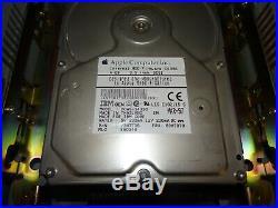 Apple Macintosh SCSI external 4GB Hard Drive 24X CD-ROM combination Micronet