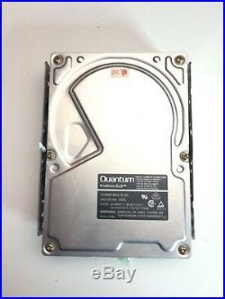 Apple Quantum ProDrive 160MB 3.5 OEM Internal Hard Drive SCSI I Mac Vintage