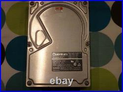 Apple Quantum ProDrive 160MB 3.5 OEM Internal Hard Drive SCSI Mac Vintage