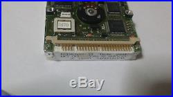 Apple SCSI Hard drive 2.5 160 MB. SCSI 17mm, IBM-H2172-S2