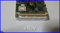 Apple SCSI Hard drive 2.5 320 MB. SCSI 17mm, IBM-H2344-S4