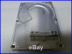 Apple/quantum Prodrive Lps 270s 50pin SCSI Hard Drive Tb25s023 Rev. 04-e