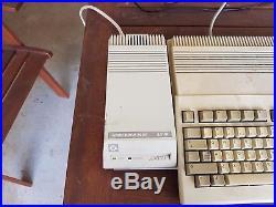 Commodore AMIGA A590 Hard Drive for Amiga 500 + Power Unit SCSI 20MB
