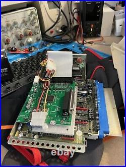 Commodore Amiga 590 Hard Drive For Amiga 500 Converted To SCSI2SD