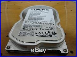 Compaq DEC 9G SCSI 7200K 68pin DS10 F/W B017 180721-003 3R-A0922-AA MAH3091MP
