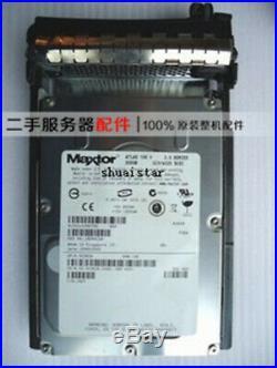 DELL 300GB ATLAS 10K 0CC317 0W4006 0CD808 U320 80-pin SCSI hard drive
