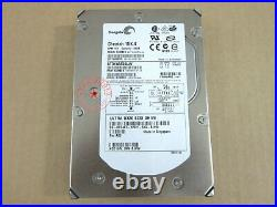 DELL / Seagate 0HC487 146GB 15K 8MB SCSI U320 3.5'' ST3146854LW Hard Drive