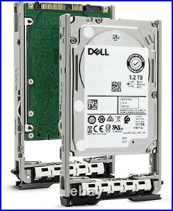 Dell 0FK73M 1.2TB 10K RPM SAS 12Gb/s 2.5 PowerEdge Hard Drive