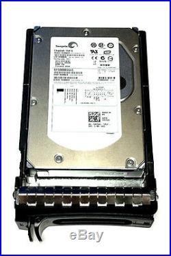 Dell 0hy940 / Hy940 300gb 15k SCSI U320 3.5 Hard Drive In Tray