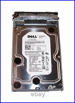 Dell 1TB 7.2K 3.5-inch 3Gb/s Serial ATA (SATA) 50XV4 050XV4 Hard Drive
