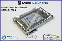 Dell 1.8TB 6G 10K 2.5 SAS SFF RF9T8 HUC101818CS4204 Hard Drive with Tray