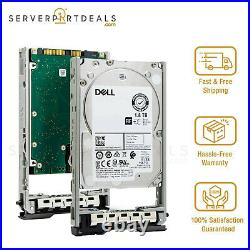Dell 31JVR 1.8TB 10K RPM SAS 12Gb/s 2.5 Gen13 PowerEdge Hot-Swap Hard Drive